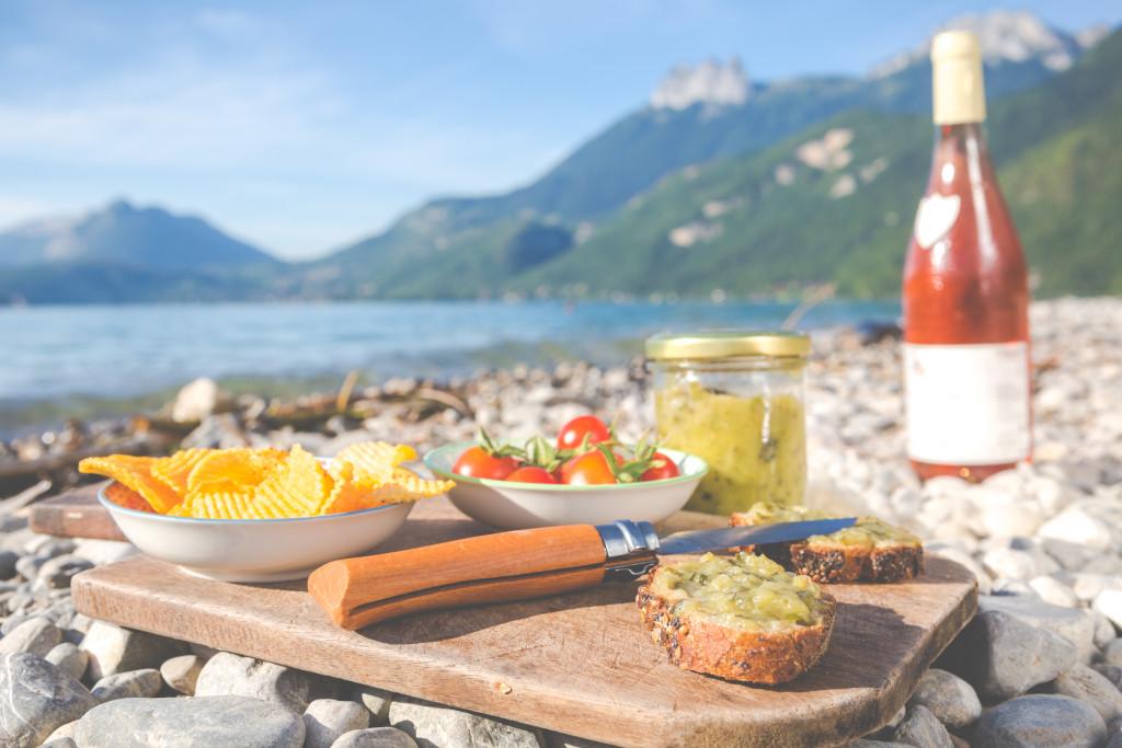 Le Jardin à Emporter - Légumes à tartiner - Lac d'Annecy